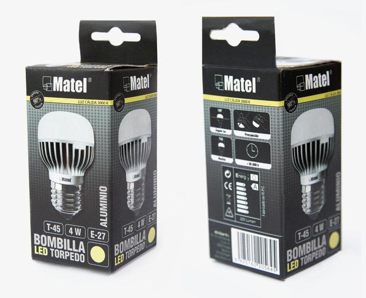 diseño gráfico para packaging